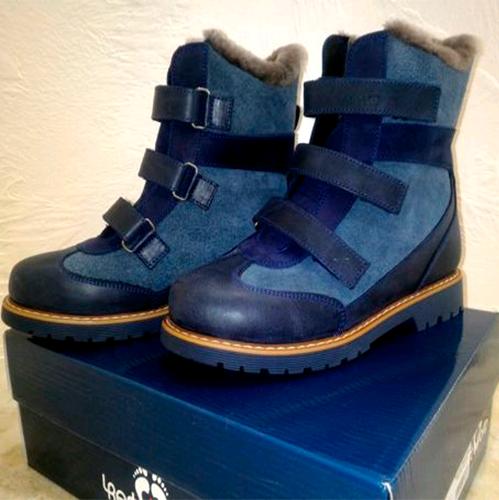 Зима, плоскостопие и ботинки от 4Rest-Orto