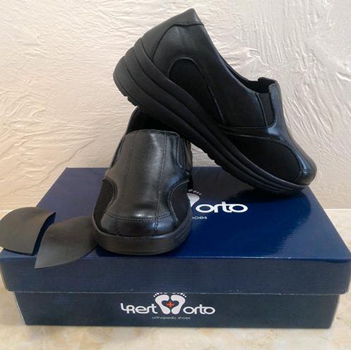 Універсальність на межі комфорту: ортопедичне взуття для дорослих на кожен день