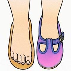 Як правильно вибрати взуття