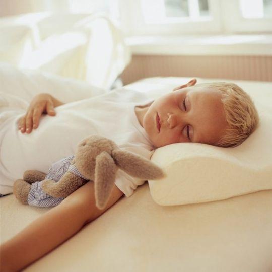 Детская ортопедическая подушка для сладких снов