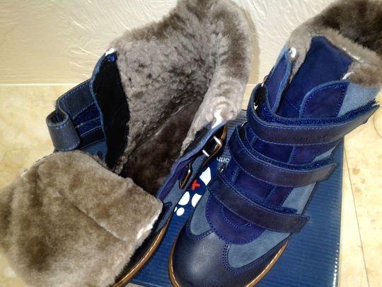 сапоги или ботинки?