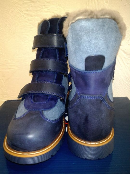 Зима, плоскостопие и ботинки от 4Rest-Orto Фото 3