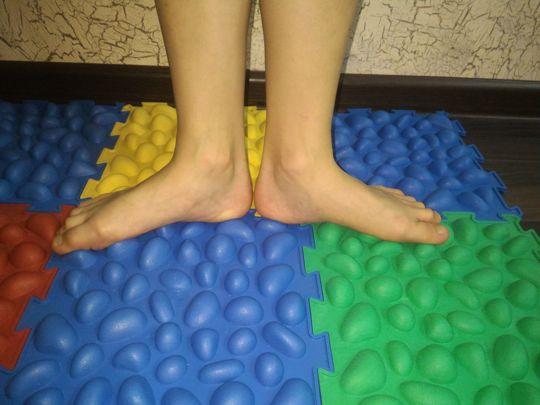 Стрибай по гальці! І вилікуєш ніжки! Фото 9