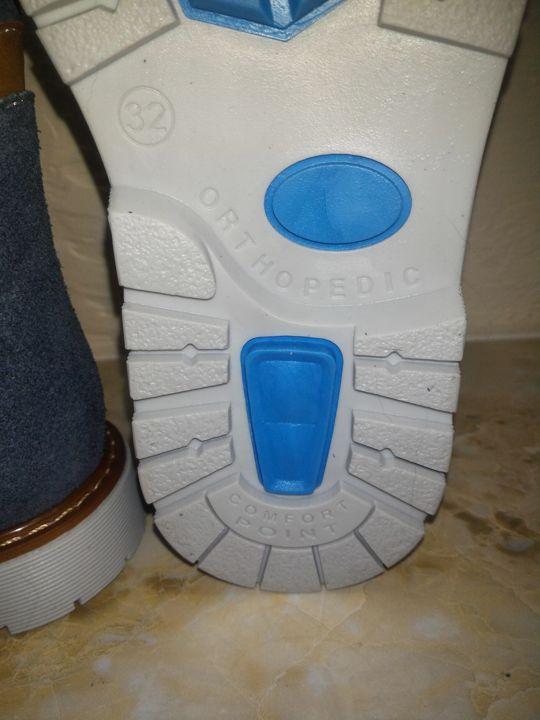 детские сандалии на весну