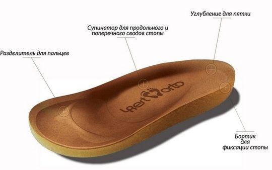 Корковий дуб в ортопедичному взутті Фото 4