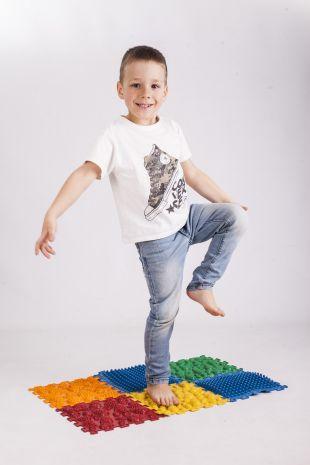 Ортопедические коврики для детей - как выбрать Фото 1