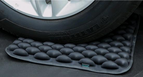 Подушка для водителей на сидение авто надувная Фото 6