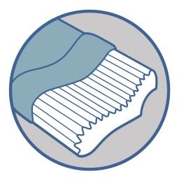 Ортопедична подушка для дорослих Olvi J2306 Фото 1