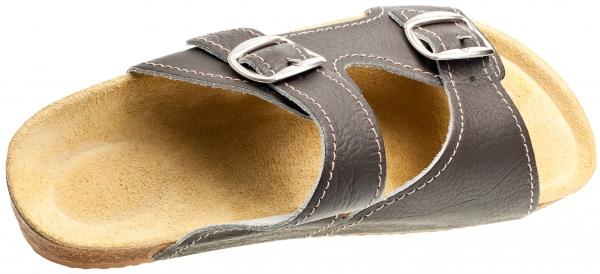 Сабо на пробковой подошве | Обувная
